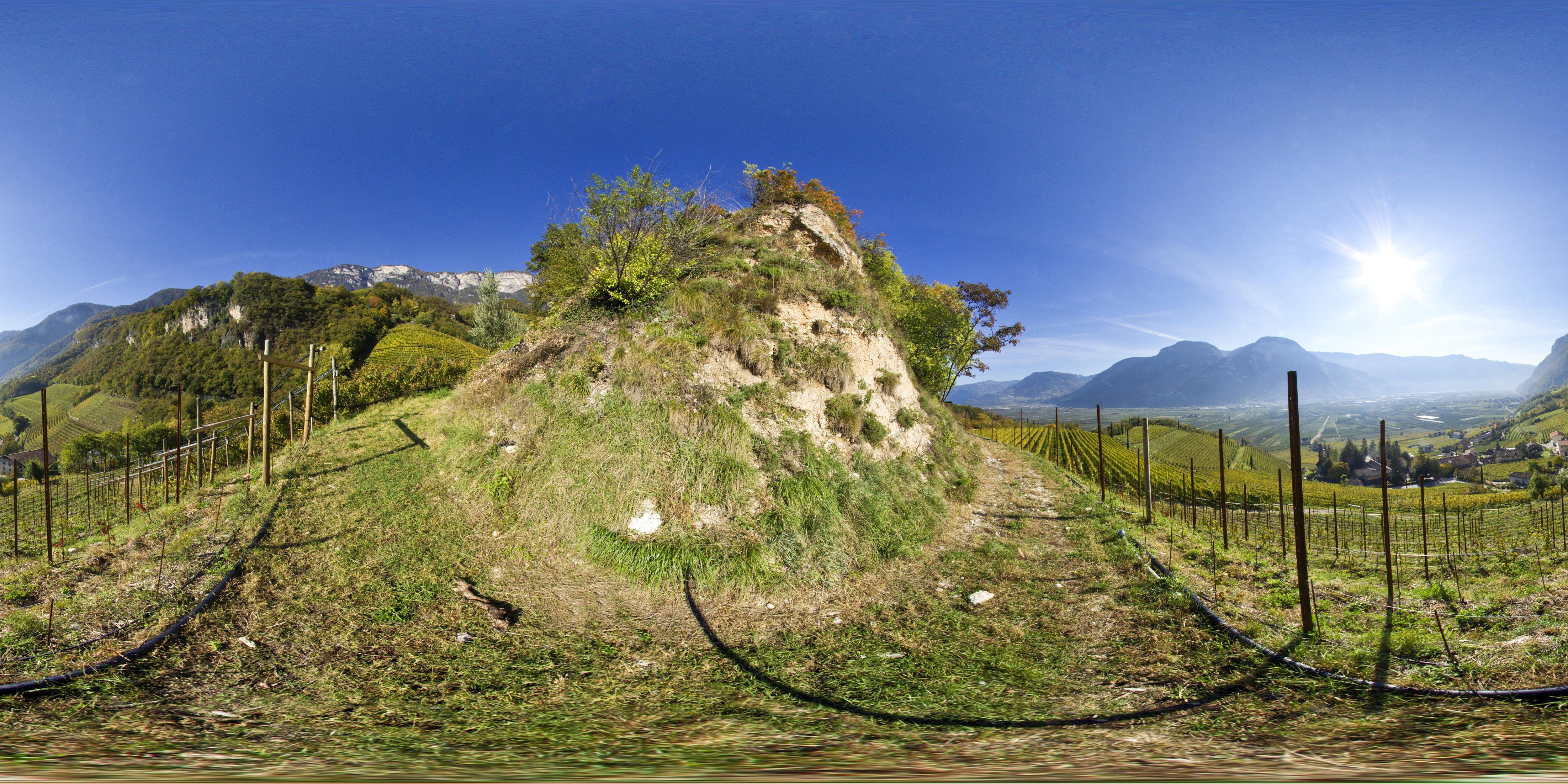 Weinbaugebiet Kurtatsch
