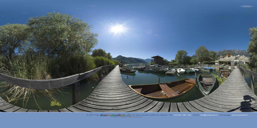 Kalterer See Geier