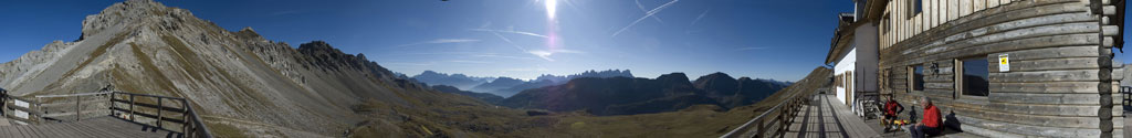 Rifugio Passo Le Selle