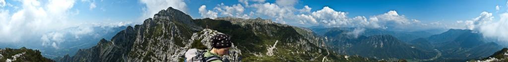 Sentiero delle cinque cime