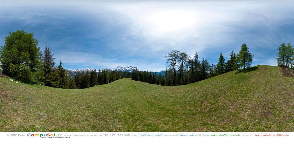 Vista Val Badia