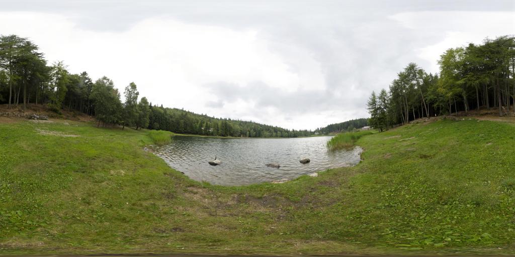 Lago Santo im Cembratal