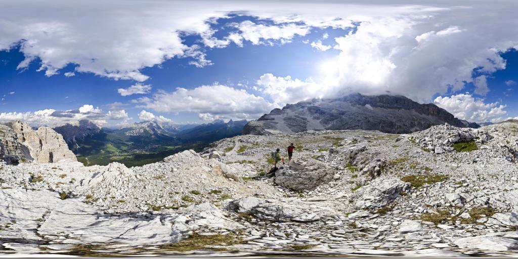 Cortina d'Ampezzo Ra Zestes