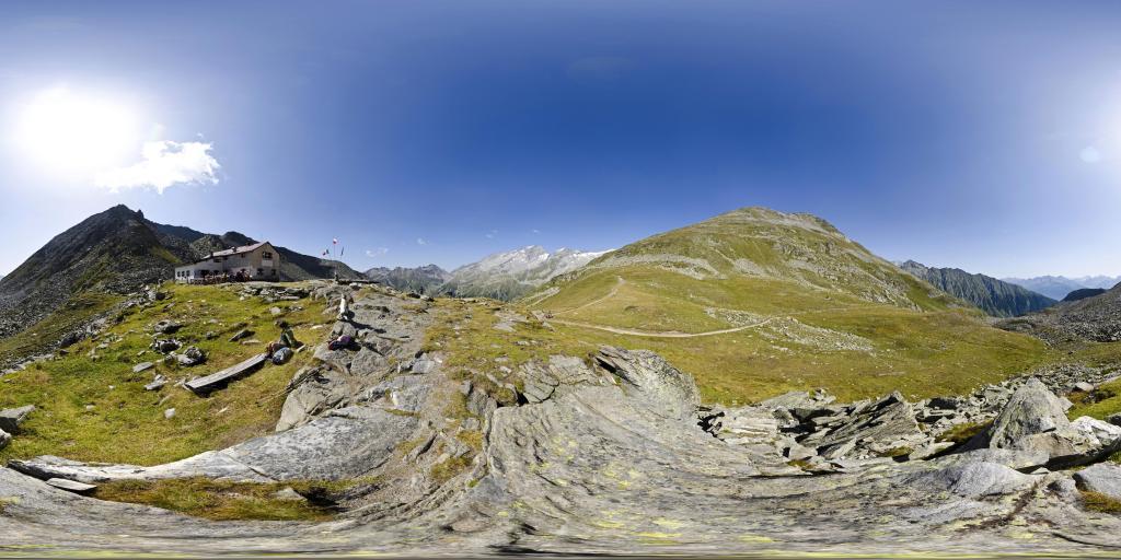 Nevesjoch Hütte