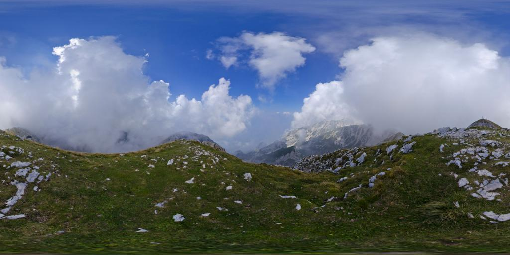 Punta Telegrafo lago di Garda