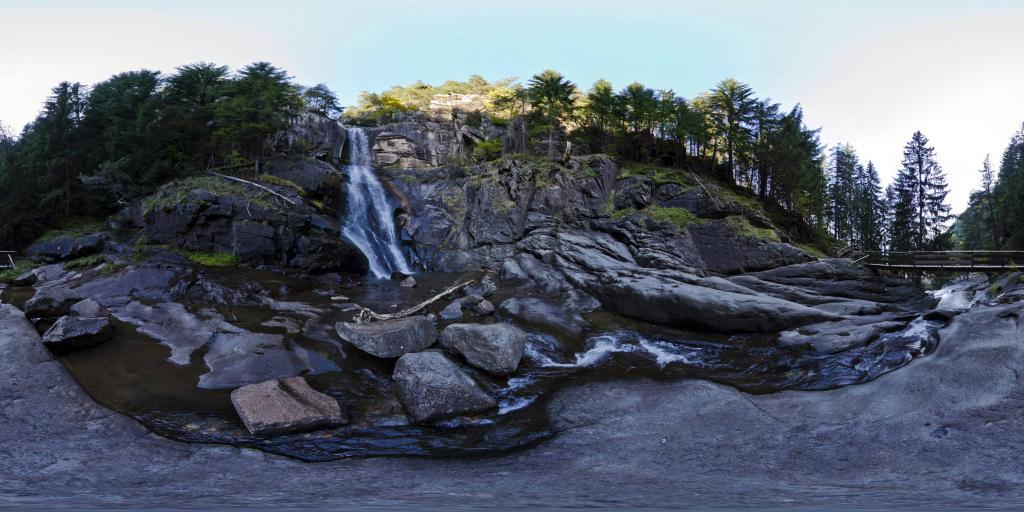 cascate di Barbiano