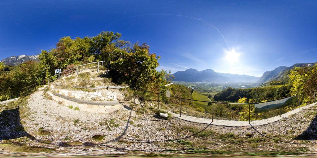 Sentiero del Vino a Cortaccia