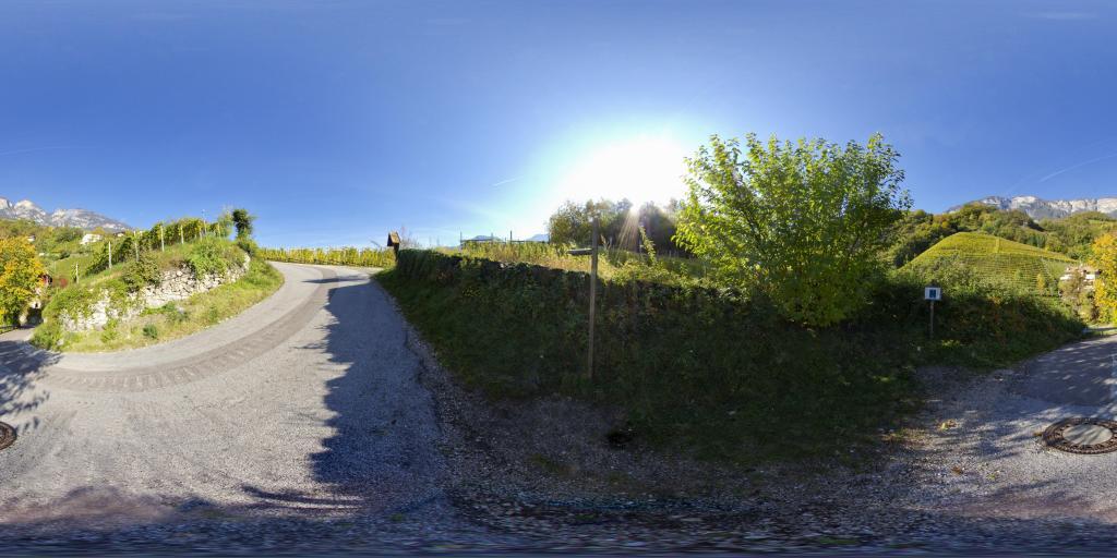 strada sopra Niclara