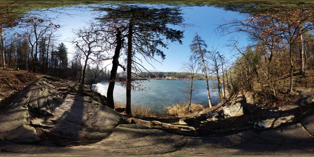 Lago Grande di Monticolo