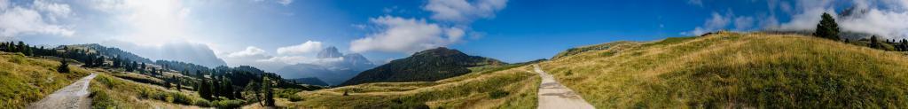 Mountain pasture Cisles