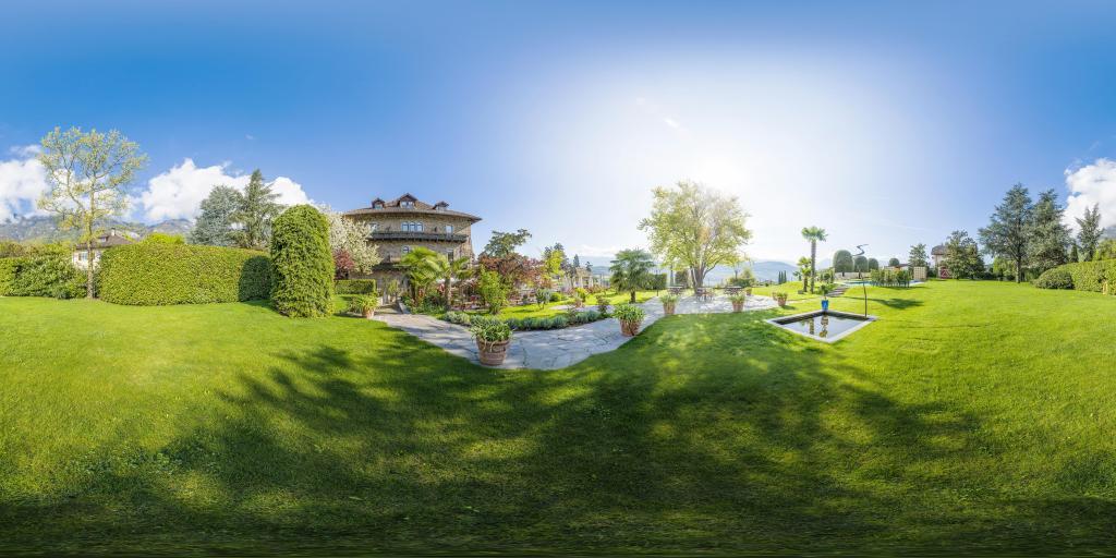 Schloss Hotel Aehrental a Caldaro