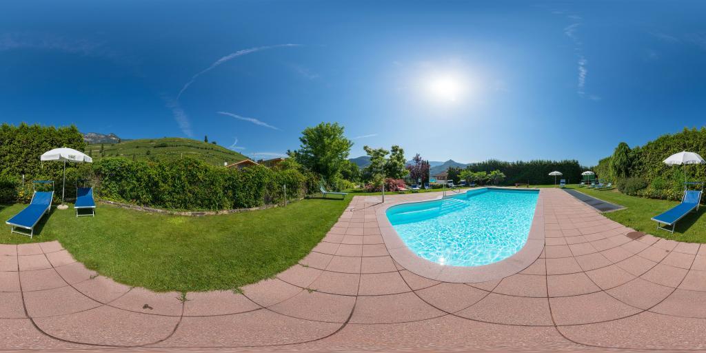 Kalterer See Hof Schwimmbad