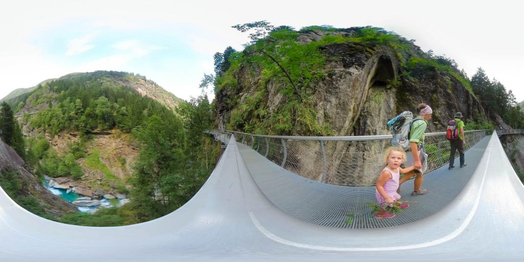 Passirio Gorge