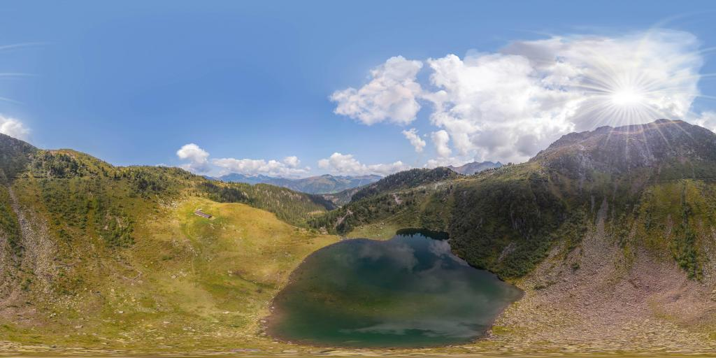Lago di Moregna (Lagorai)