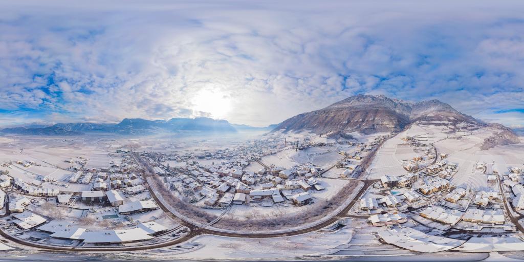 Termeno invernale (Rechtental)