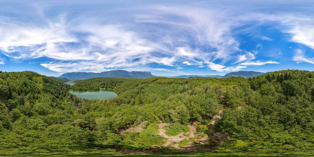 Montiggler Seen auf dem Mitterberg