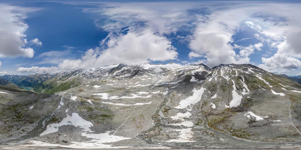 Ursprung Bach am Neveser Höhenweg