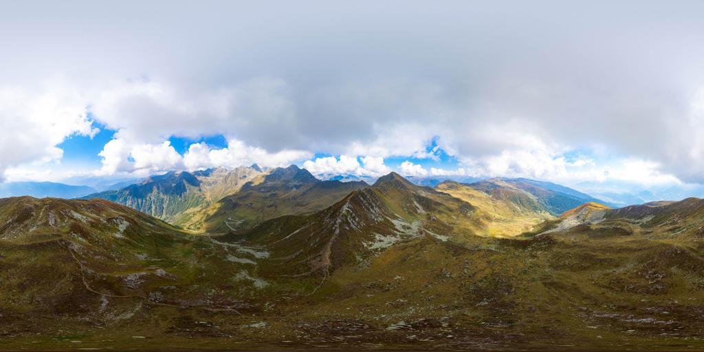 Terner Jöchl - Pfunderer Berge