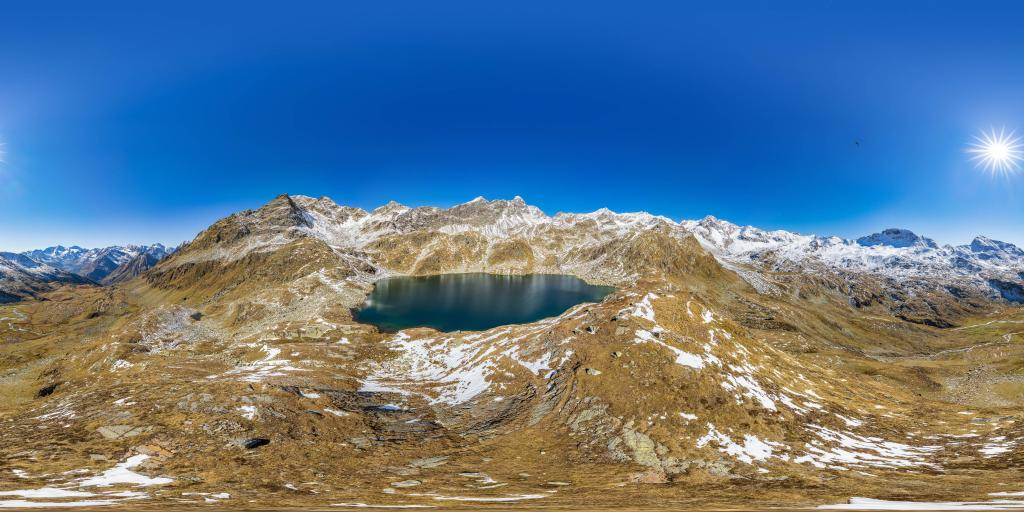 Großer Timmler Schwarzsee und Ursprung der Passer